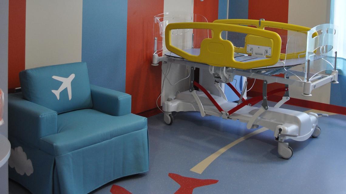 Centro Clinico Nemo C O Ospedale Niguarda Ca Granda Milano Habitare